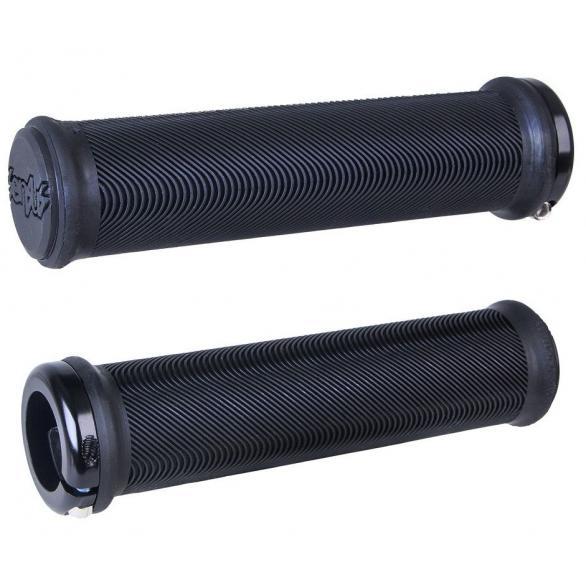Gripy MTB ODI Sensus Lite V2.1 Lock-On Bonus Pack černá