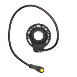 Snímač šlapání AP kompakt s kabelem 250 mm pro rámovou ŘJ pro osu 17 mm