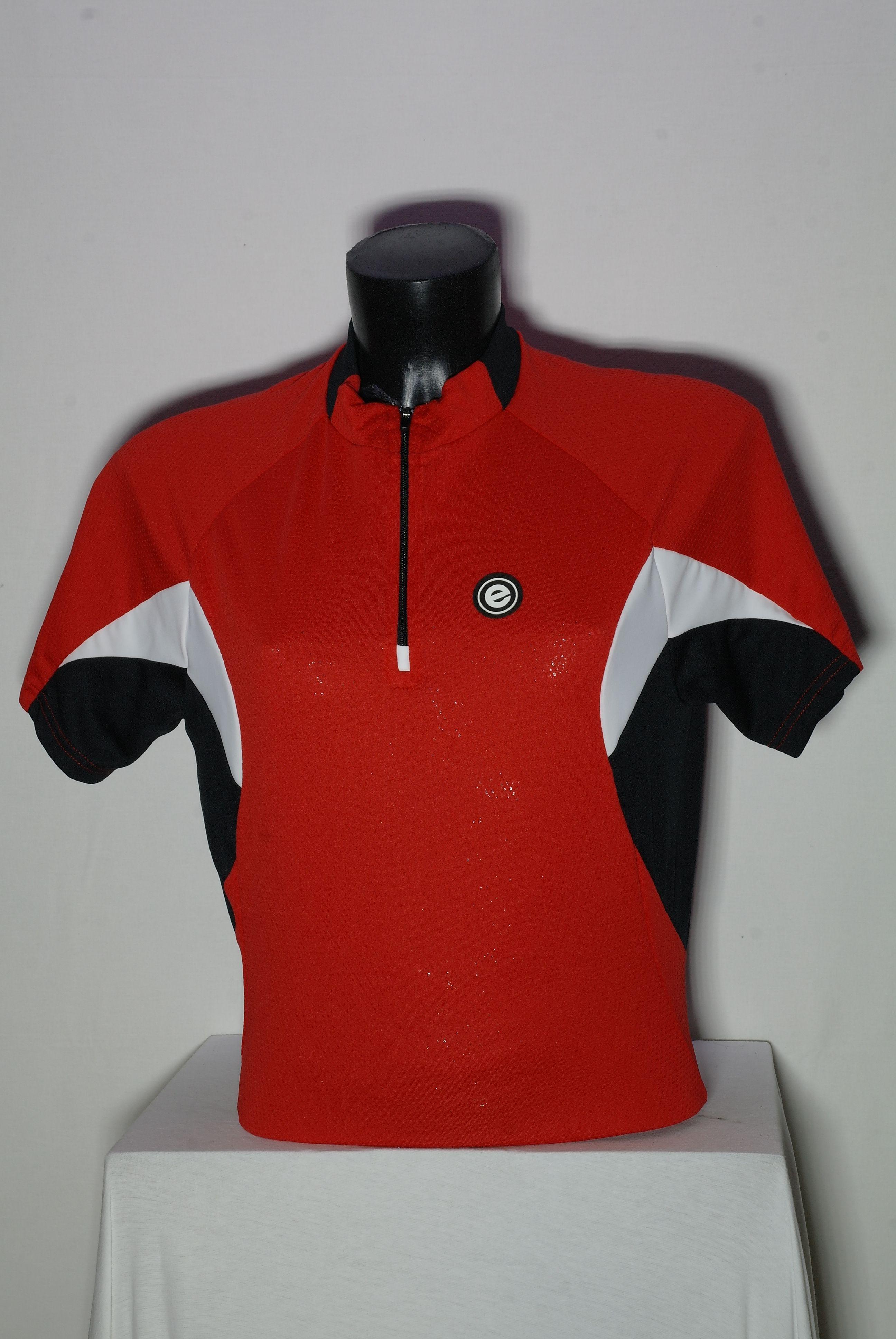 Etape Donna dámský dres kr. rukáv červená XL
