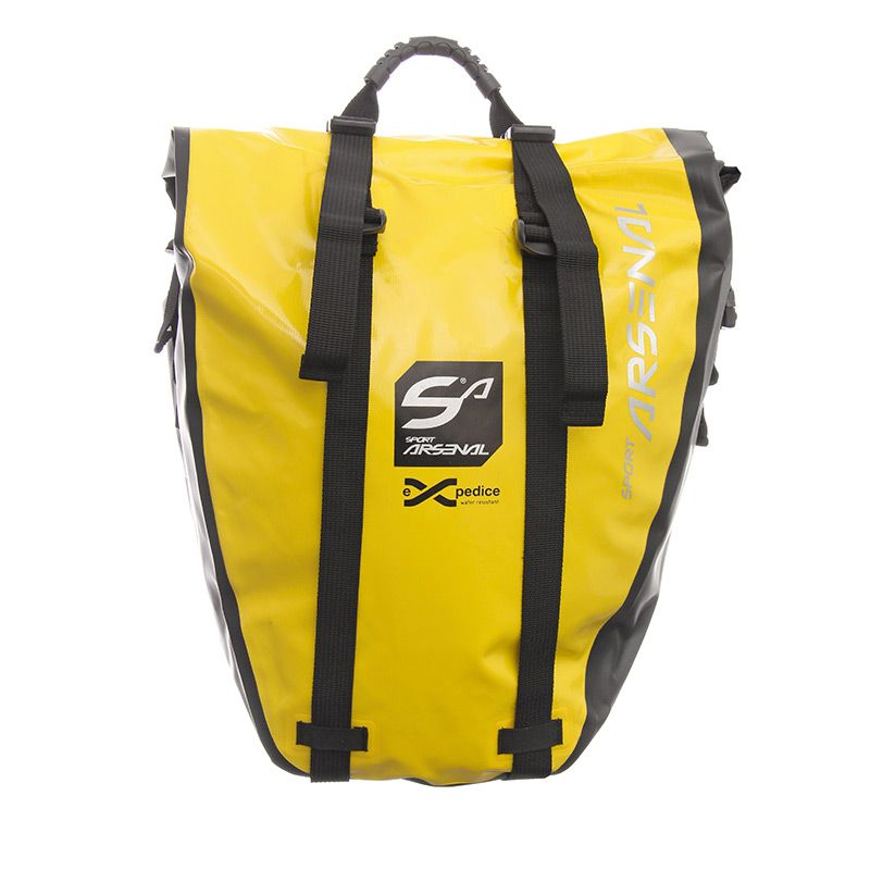 Brašna nosičová Arsenal 312 velkoobjemová EXP žlutá