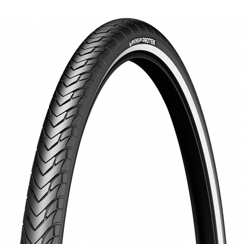 Plášť 28 700x38 (622-40) Michelin Protek BR reflexní pruh