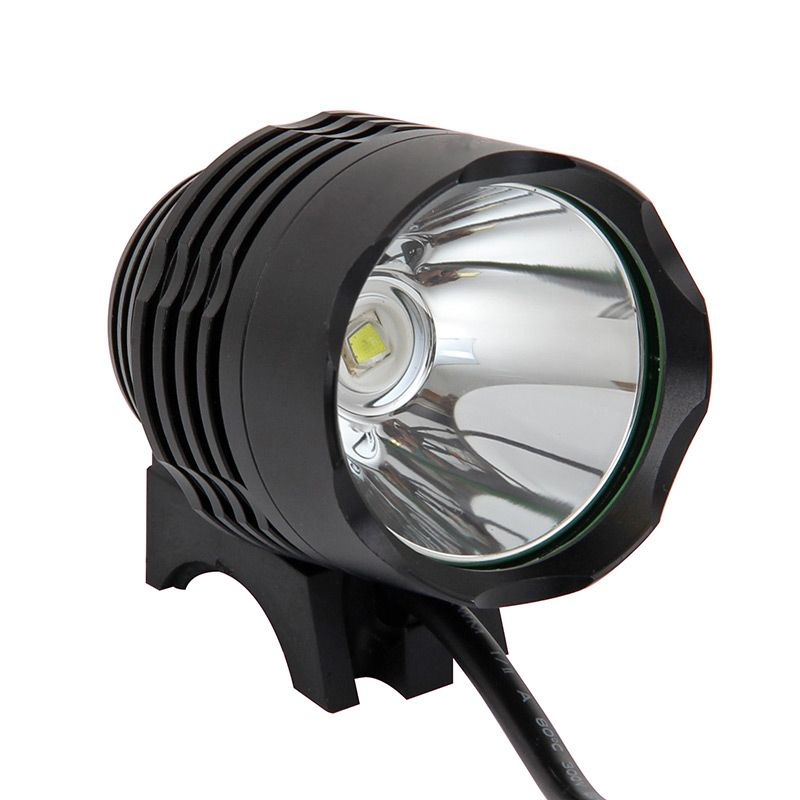 Světlo přední SET / čelovka / světlo na přilbu CREE 1