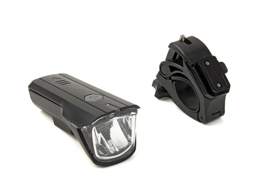 AUTHOR Světlo př. A-Xray 150 lm černá/stříbrná