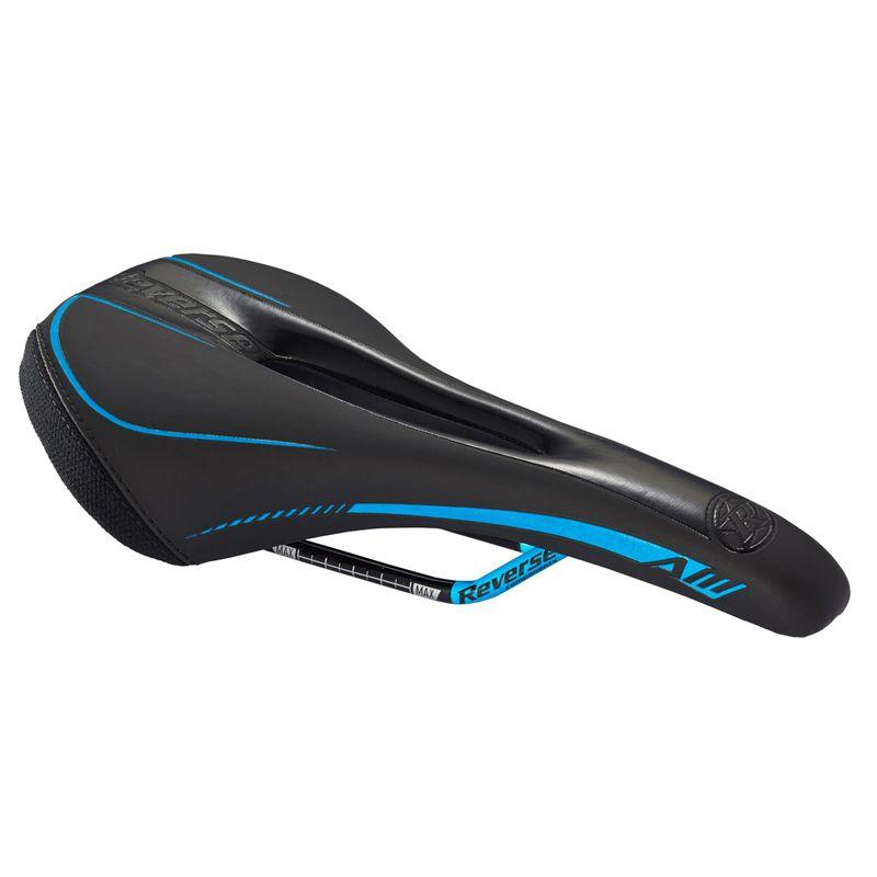 Sedlo Reverse AM Ergo CrMo Black / Light Blue