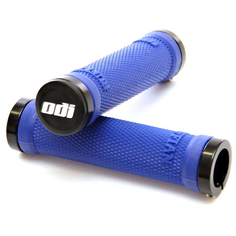 Gripy MTB ODI Ruffian Lock-On Bonus Pack Blue
