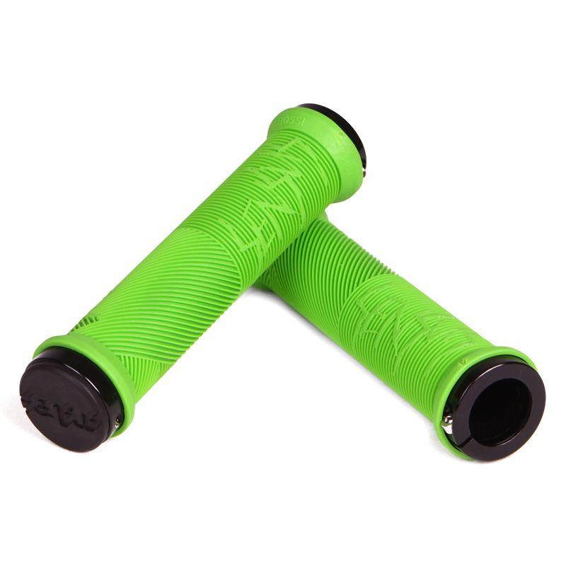 Gripy MTB ODI Disisdaboss Lock-On bonus pack Green