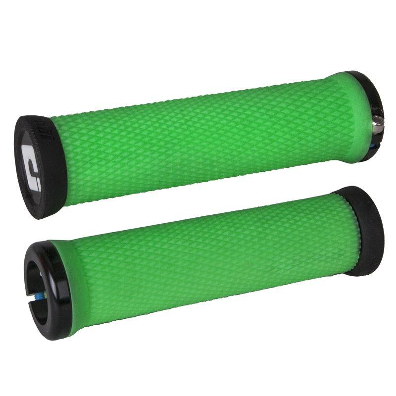Gripy MTB ODI Elite Motion Lock-On Green