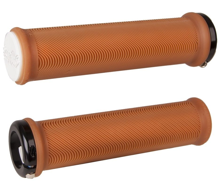 Gripy MTB ODI Sensus Lite V2.1 Lock-On Bonus Pack Gum Rubber
