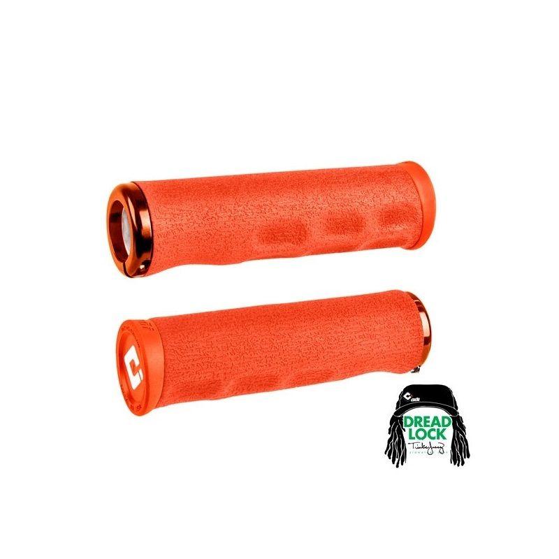 Gripy MTB ODI Tinker Juarez Dread Lock Orange