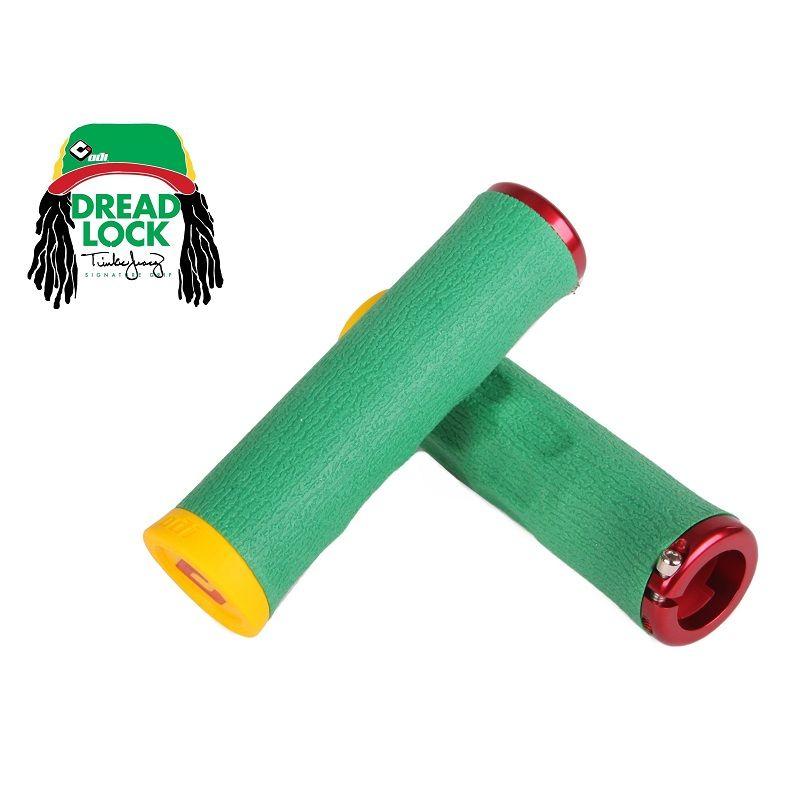 Gripy MTB ODI Tinker Juarez Dread Lock Rasta