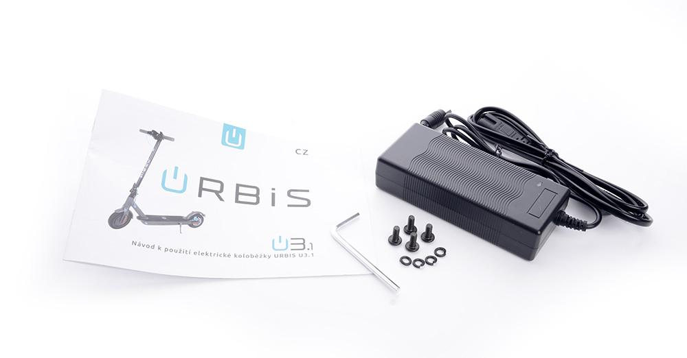 URBIS U3.1 elektrická koloběžka