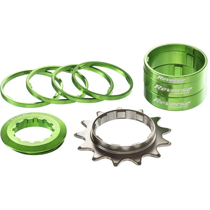 Single Speed Adapter Reverse 13 zubů Green