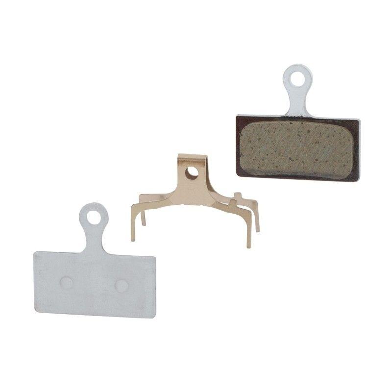 Destičky brzdové Shimano G03A - polymer + 25 páru