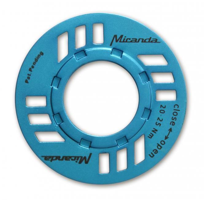 Kryt řetězu pro kliky Bosch modrý