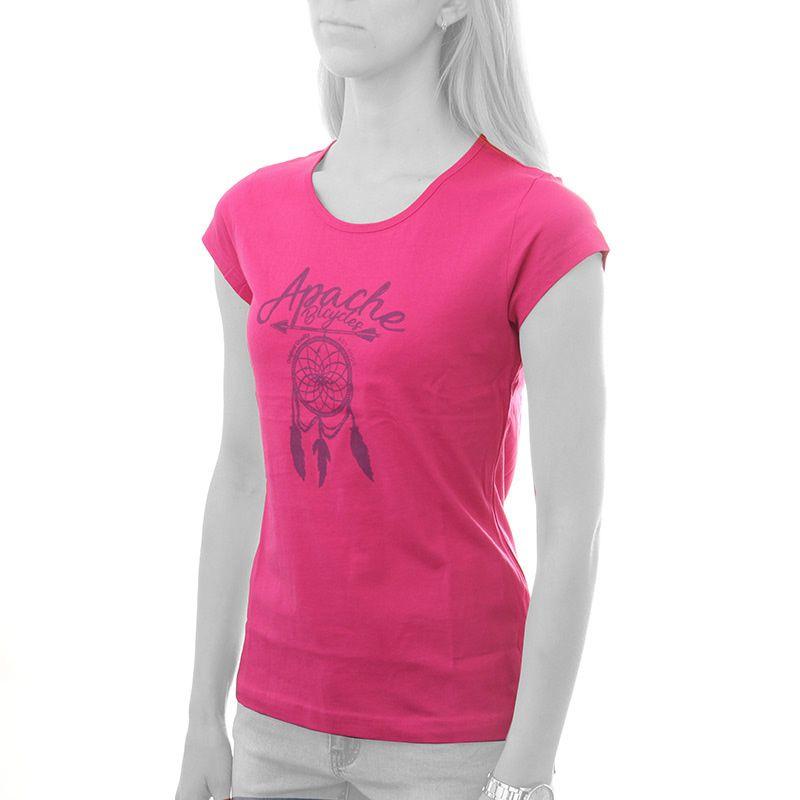 Tričko Apache Dream Catcher Pink - XS lady