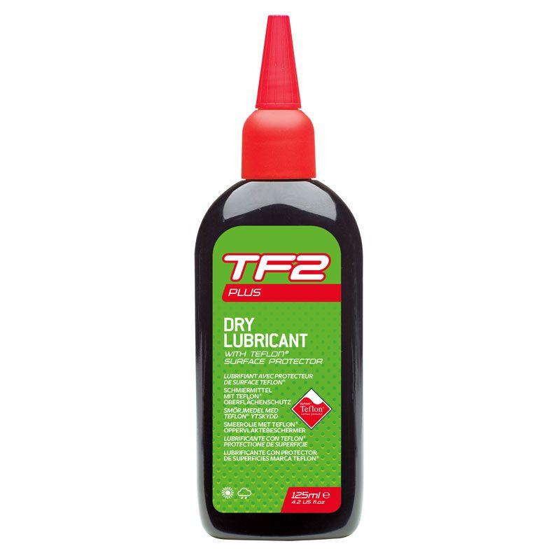 Olej mazací na řetěz TF2 Plus s teflonem - 125 ml poškozený obal
