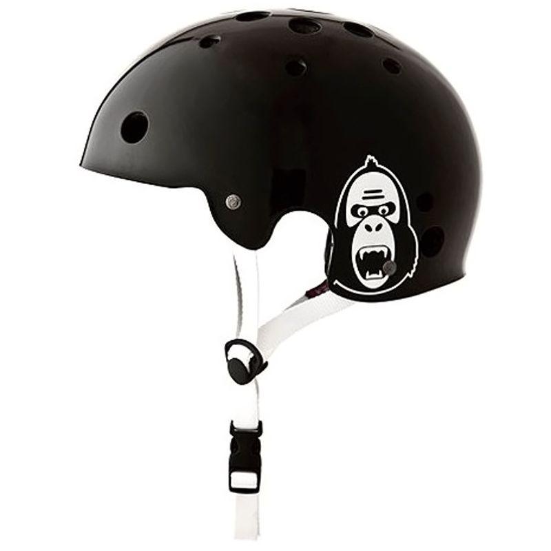 Přilba King Kong BMX černá - XS