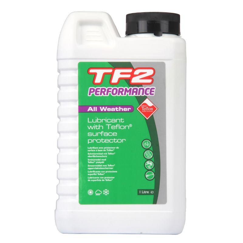 Olej mazací na řetěz TF2 Performance s teflonem univerzální 1 l