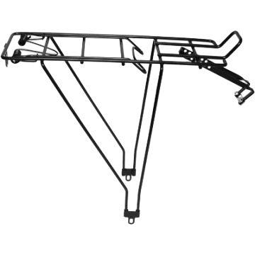 Nosič zadní universal + držák komaxit - 10 kg černý