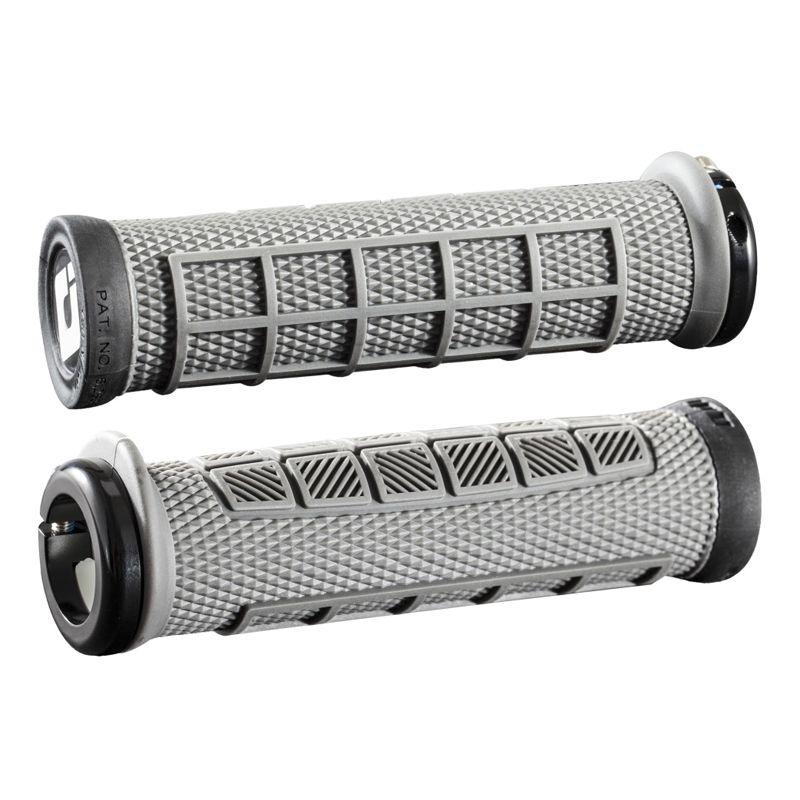 Gripy MTB ODI Elite Pro Lock-On graphite