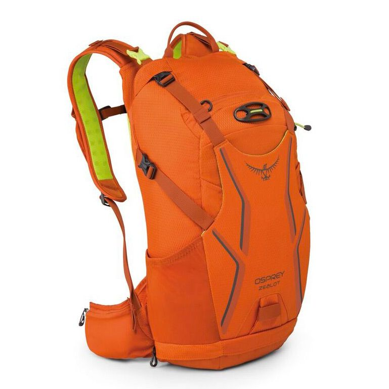 Batoh Osprey Zealot 15 - atomic orange
