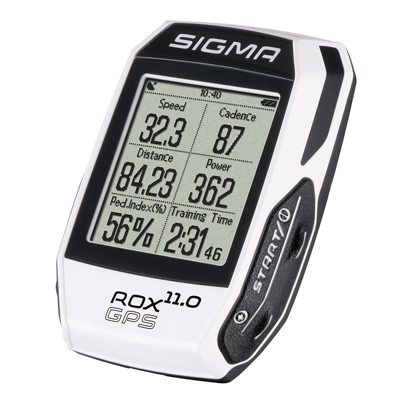 Computer Sigma ROX 11.0 GPS bílá