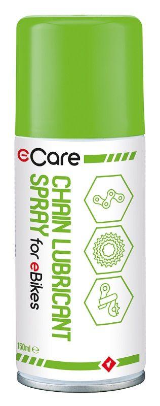 Olej mazací na řetěz eCare 150 ml sprej