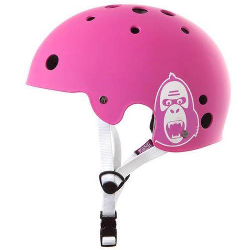 Přilba King Kong BMX růžová - XS