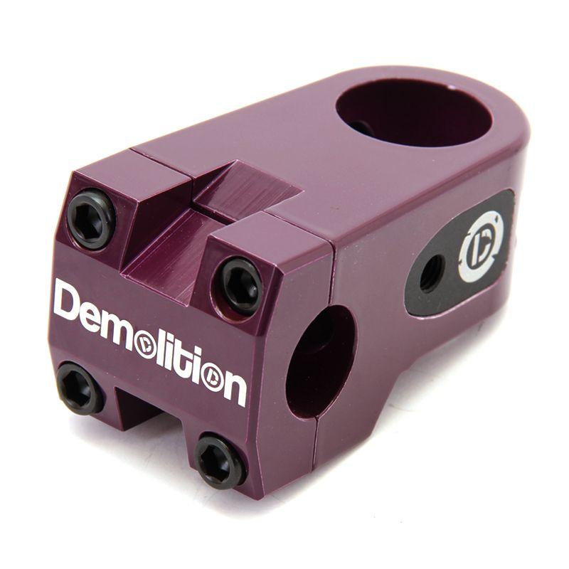 Představec BMX Demolition F1 54 mm fialový