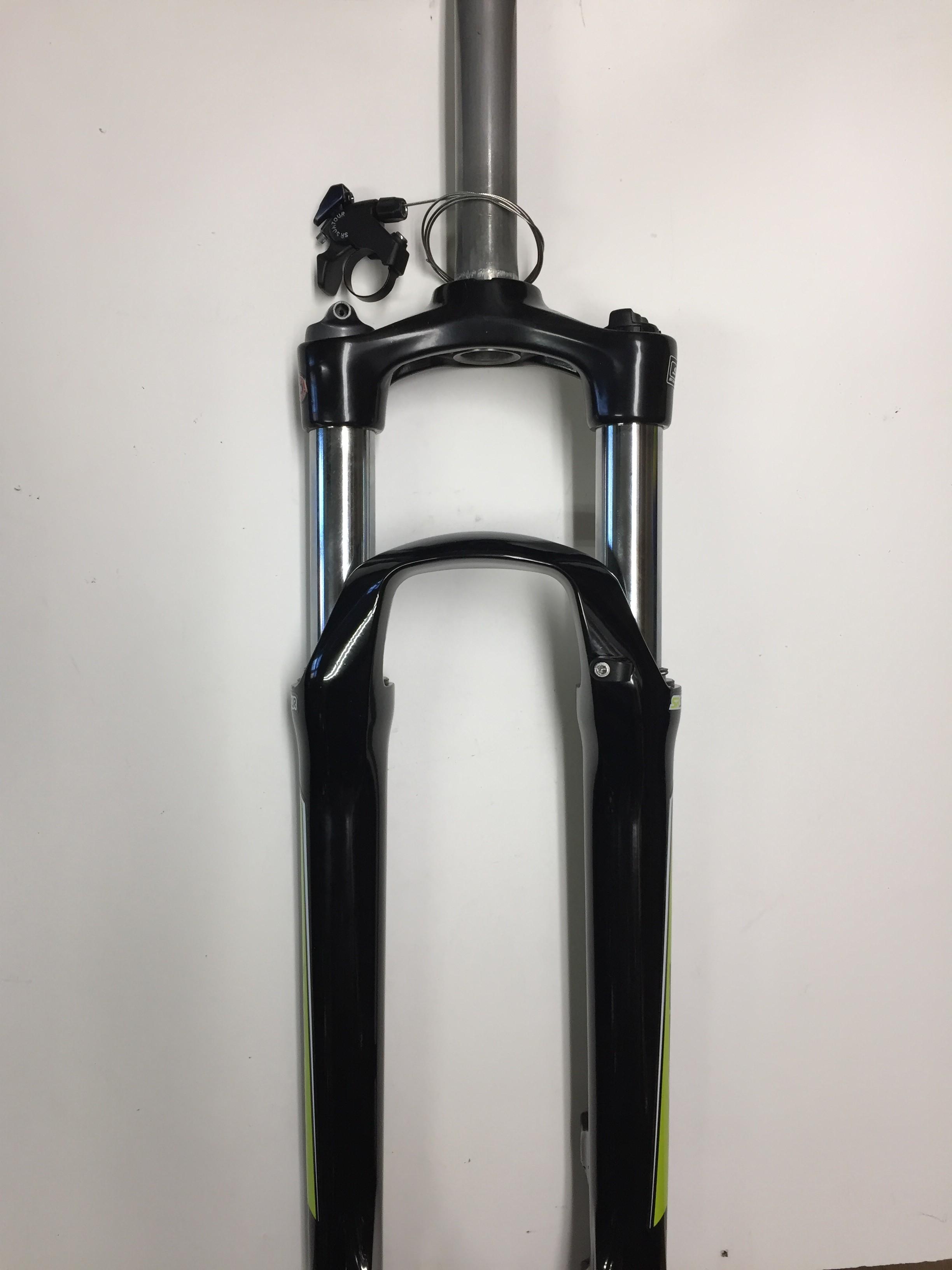 Odpružená vidlice SUNTOUR SF13 XCM HLO RL 100